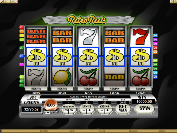 slots online casinos rs